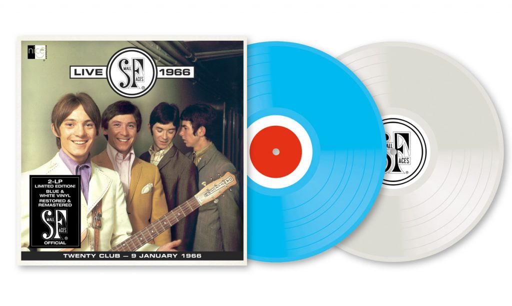 SMALL FACES LIVE 1966