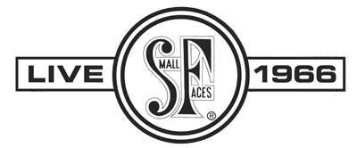 The Small Faces Live 1966 - Logo